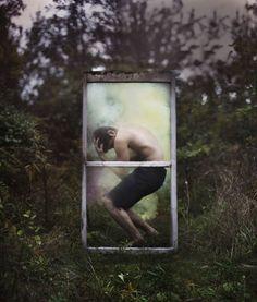 Surrealistic photography by Ben Zank
