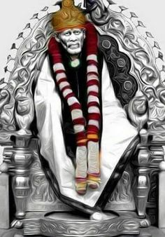 Shri Ram Wallpaper, Sai Baba Hd Wallpaper, Lion Wallpaper, Sai Baba Pictures, God Pictures, Shirdi Sai Baba Wallpapers, Shivaji Maharaj Hd Wallpaper, Sai Baba Quotes, Hindu Deities