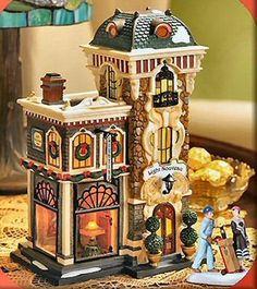 Light Nouveau NEW Department Dept. 56 Christmas In The City Village D56 CIC