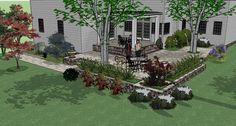 Landscape Design in 3D #NJ