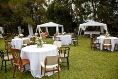 Our Simple Garden Wedding