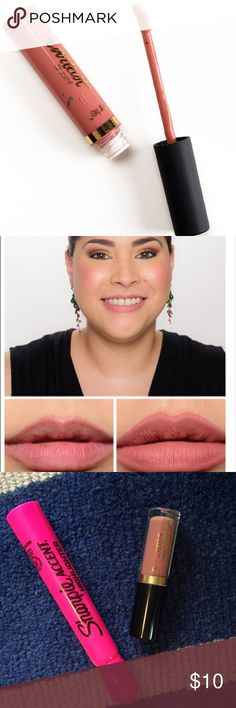 """Free with Purchase! Tarte Lip Paint This sample came with my Ipsy subscription. Free with any purchase, just leave a comment so I can include in your shipment! If you choose to purchase this alone price is firm. Brand new! Color is """"Rose"""", a lovely rosy nude. actual item in pic #3, 1 ml. Sephora Makeup Lipstick"""