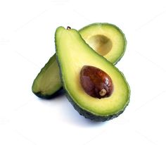 Check out Fresh avocado by Grounder on Creative Market