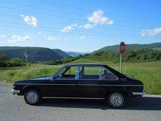 Tatra 613 Chromka in beautiful Gemer Region in south east Slovakia.