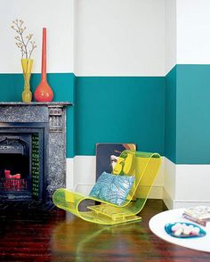 HORIZONTAL PAINT BAND AT CEILING - Google Search