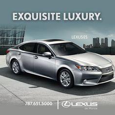#ExquisiteLuxury #LexusdePonce