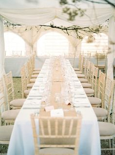 La Bonne Fete marquee and furniture hire | Image by Clare Robinson Photography