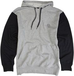 VOLCOM EDS PULLOVER FLEECE  Mens  Clothing  Hoodies | Swell.com
