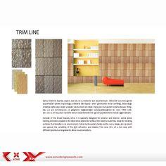 Nusret Algan, Trim Line adlı projesiyle bu yılki Xone Design Awards'ta Silver Xone ödülünü aldı. Nusret Algan won Silver Xone with Trim Line project at this year's Xone Design Awards.