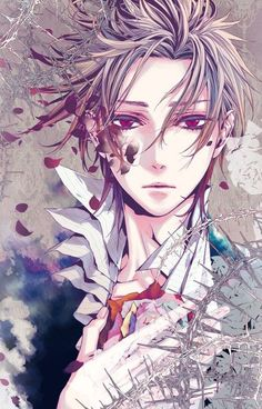 Anime... hmm he reminds me of joker from noahs ark circus from kuroshitsuji