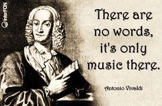 Antonio Vivaldi: frase célebre #Vivaldi