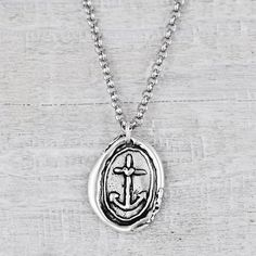 Hope Anchors Necklace  #necklace #jewelry #cowgirljewelry #bohojewelry #bohemianjewelry #gypsyjewelry #bohostyle #cowgirlstyle #westernstyle #gypsystyle #bohochic  http://www.islandcowgirl.com/