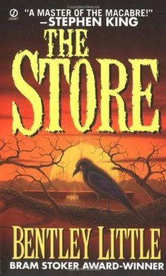 Promoted to Night Manager podcast - The Store by Bentley Little