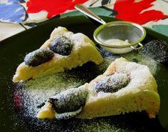 Ciasto ze Śliwkami w Syropie Just My Delicious