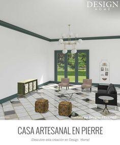 Oversized Mirror, Crochet, Furniture, Home Decor, Craftsman Houses, Decoration Home, Room Decor, Chrochet, Home Furnishings
