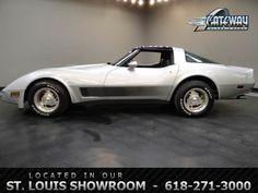 1981 Chevrolet Corvette   - Stock #5764-STL