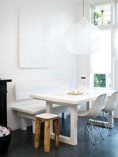 Dining.Kitchen.Table.White.
