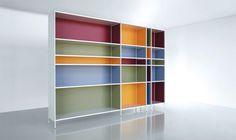 scaffali colorati negozio - Cerca con Google
