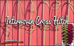http://blog.swiss-paracord.ch/interwoven-cross-hitch-und-tutorial/