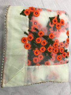 PC 1199 Designer Bridal Sarees Bridal Sarees, Designer Sarees, Punjabi Suits, Embroidery Stitches, Designers, White Dress, Models, Stylish, Painting