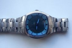 ON AUCTION ON THURSDAY 28 NOVEMBER FROM 8.30pm....MENS FOSSIL BIG TIC QUARTZ STAINLESS STEEL 50M WATCH