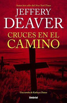 Tammy Foster ha sido secuestrada, encerrada en el maletero de su propio coche y abandonada para que se ahogue con la marea alta de una playa. Para saber si está disponible en la biblioteca pincha a continuación: http://absys.asturias.es/cgi-abnet_Bast/abnetop?SUBC=441&ACC=DOSEARCH&xsqf01=cruces+camino+deaver #novelanegra