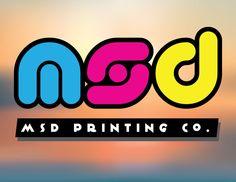MSD Printing Co.