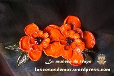 Bisuteria de piel de naranja