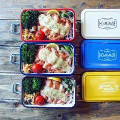なんだかんだで一番使いやすい。人気のおすすめ #一段弁当箱 はこれ! | #おうちごはん Bento Box, Lunch Box, Cute Bento, Asian Recipes, Ethnic Recipes, Cute Food, Bon Appetit, Pasta Salad, Food And Drink