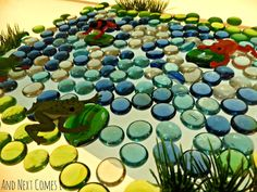 """Frog Pond Small World for the Light Table - from And Next Comes L ("""",)"""