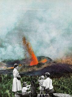 Volcanoes! by ben///giles, via Flickr