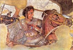 329 BC: Alexander the Great records two great 'flying shields' - Central Asia, - 329 BC - UFO Evidence