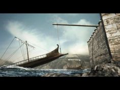 This animation video was made for documentary series of History Channel, presenting Archimedes inventions. Here we present part of the Ship Shaker or else Archimedes…