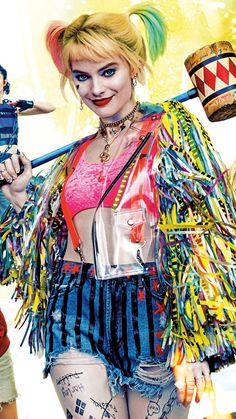 Harley Quinn, Birds of Prey, movie, 2020, 2160x3840 wallpaper
