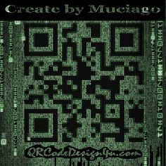 Matrix QR Code by QR-Code Designer