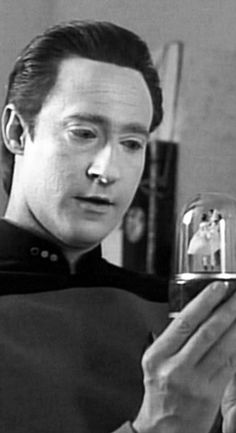 I love Data! He is my favorite Star Trek Character out of all Star Treks.