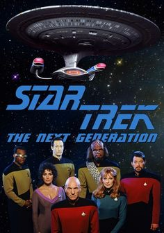 A great poster of the crew of the starship Enterprise - the cast from Star Trek: The Next Generation! Boldly Go and check out the rest of our stellar selection of Star Trek posters! Need Poster Mounts. Watch Star Trek, Star Trek Show, Spock, Next Generation Wallpaper, Star Trek Posters, Jonathan Frakes, Tv Movie, Marina Sirtis, 80 Tv Shows