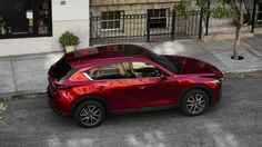 2017 Mazda CX-5 engines: petrol without a turbocharger, 2.2-liter diesel.