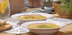 Just wanted to share this delicious recipe from Lidia Bastianich with you - Buon Gusto! Lidia's Recipes, Kitchen Recipes, Healthy Recipes, Recipies, Lidia Bastianich, Carrots Healthy, Healthy Soup, Ree Drummond, Paula Deen