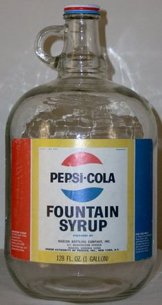 Used gallons of this syrup while working at the local drugstore soda fountain in the '70s.