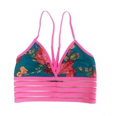 aca36d5d3ef Pretty in Pink (Scoop Sports Bralette)