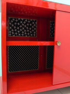 Ateliando - Customização de móveis antigos: Balcão para Loja - Customizado…