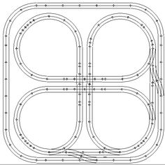 fastrack layouts with 42573158959685455 on Modelos De Trenes additionally Portfolio Neven Drobnjak F43f138fb5908549 as well 310668477772 moreover Wiring Lionel Train Layouts besides 42573158959685455.