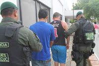 Noticias de Cúcuta: Capturados dos hombres con un revólver calibre 22