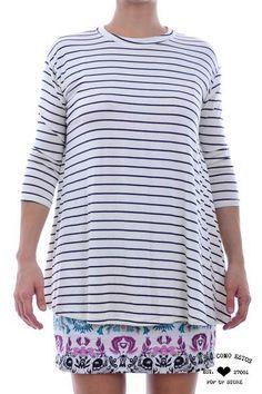 Es imposible encontrar una chica feliz a la que no le guste esta camiseta ;D  #moda #ropa #style #camiseta #itgirl #streetstyle #happy
