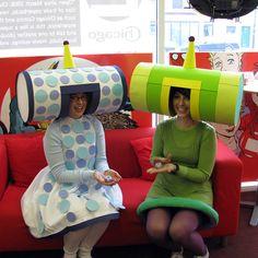 Katamari Costumes