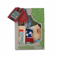Kit contenant plein de surprises pour les garçons