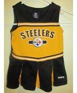Pittsburgh Steelers Cheerleader outfit - Reebok... - $34.99
