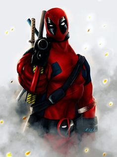 Deadpool @Avian Lisenbee