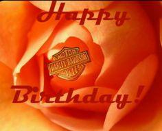Birthday Ecards Harley Davidson ~ Happy birthday harley davidson free harley davidson e cards